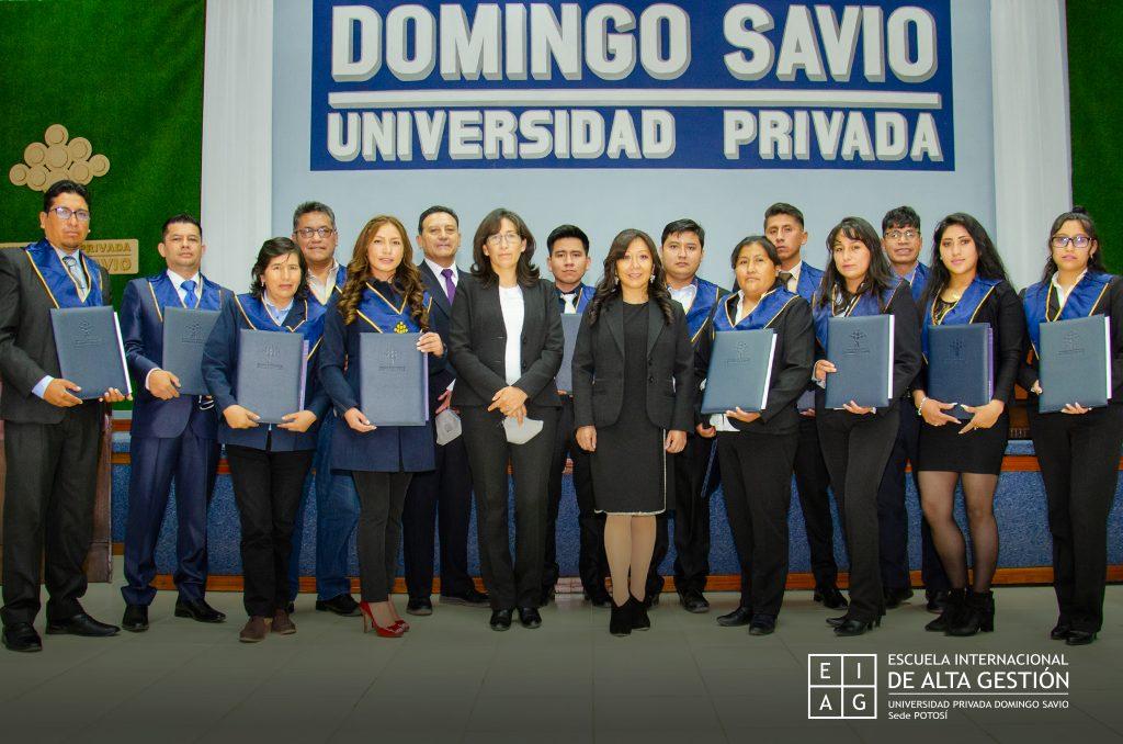 Graduados Diplomado Docencia Universitaria Basada en Competencias 7ma versión