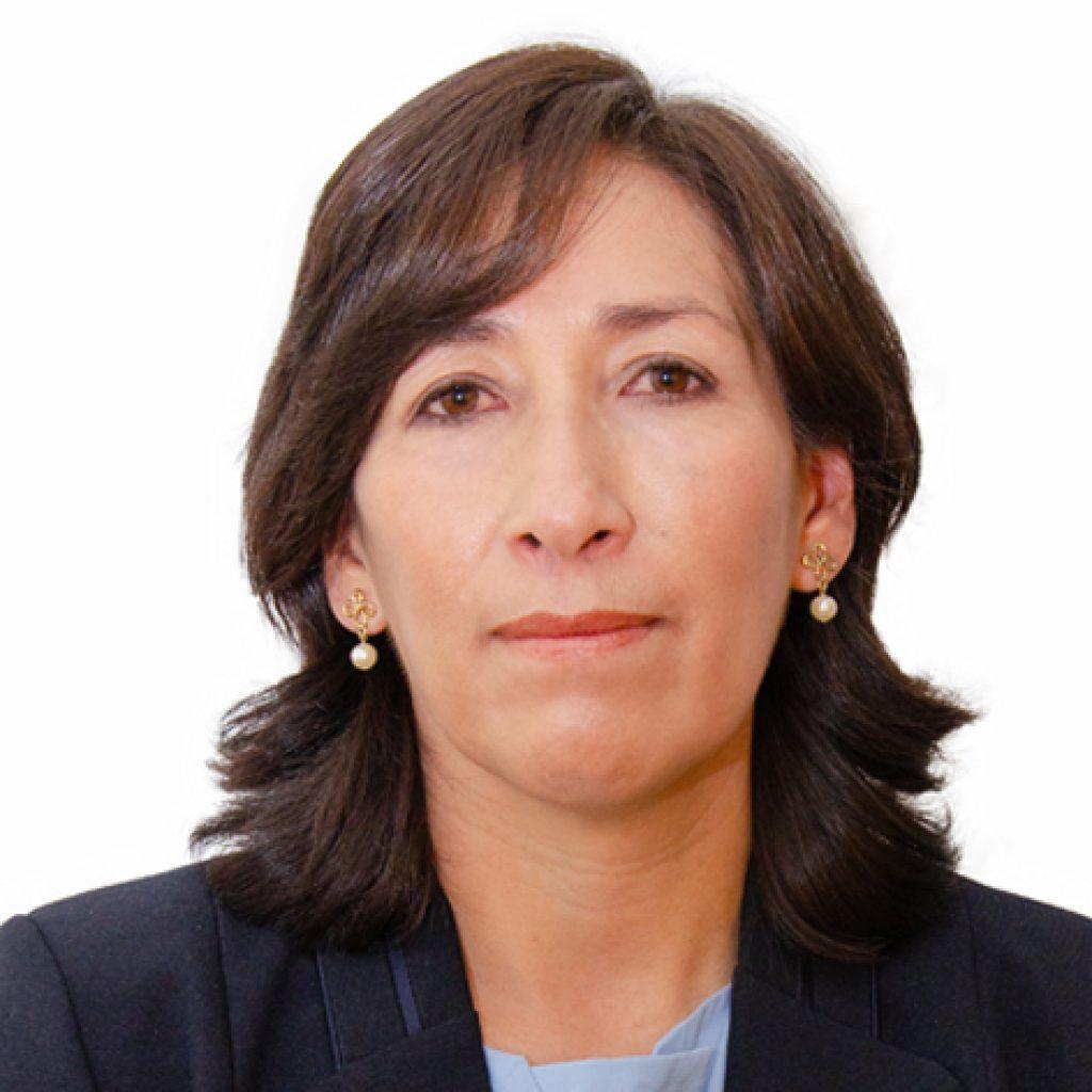 ROSARIO VELASCO VALERIANO - RECTORA REGIONAL UPDS POTOSÍ